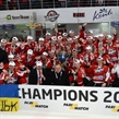 Three-peat for Donbass